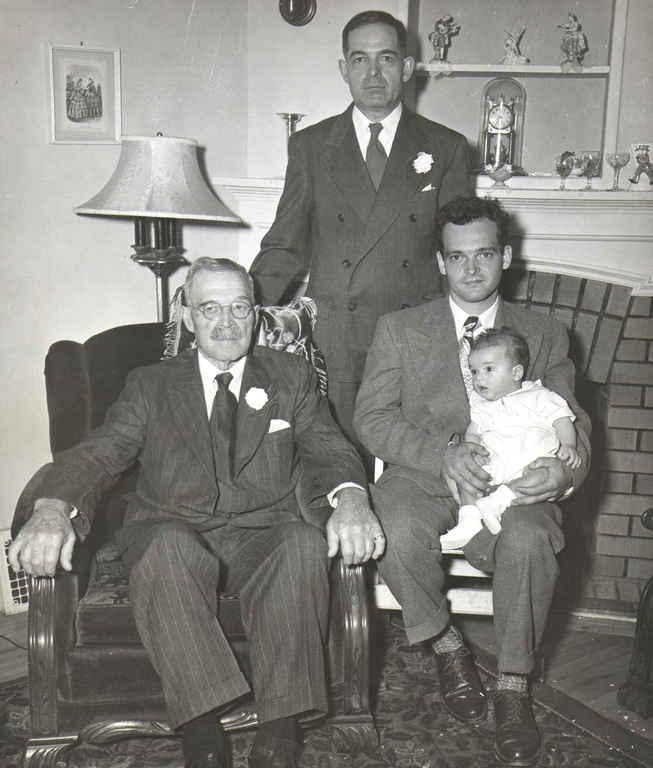 Quatre générations