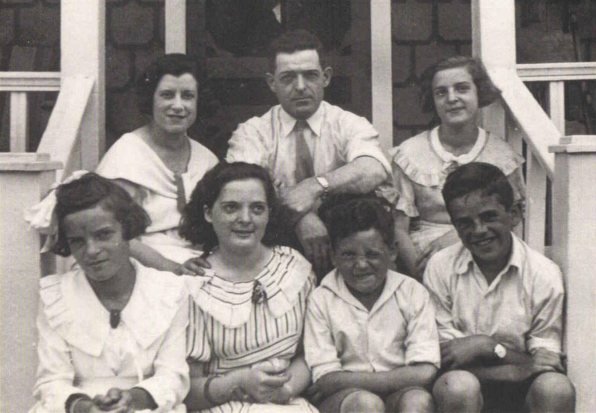 Famille Arthur x Blanche
