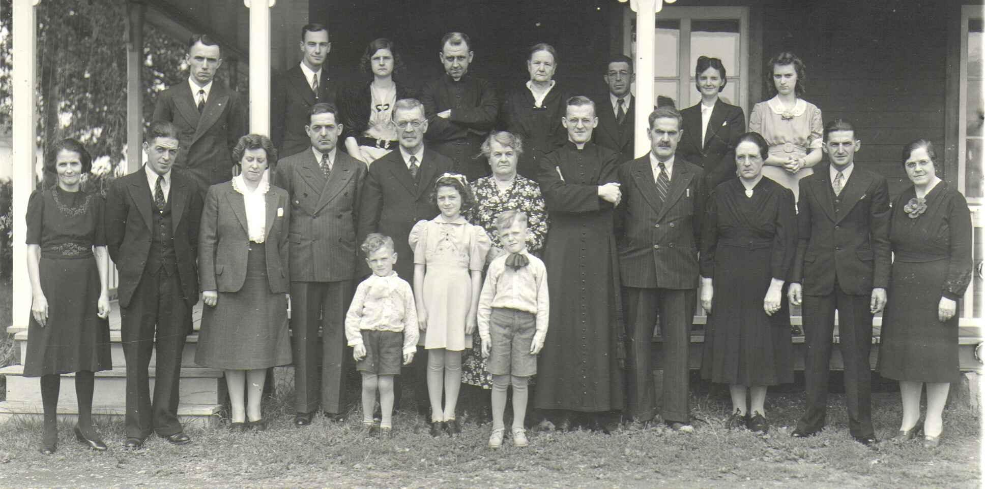 Famille Ernest x Mathilda